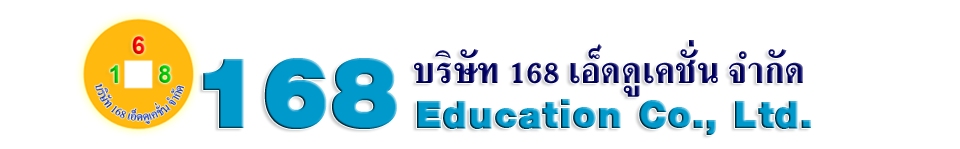 168 Education Co.,Ltd.